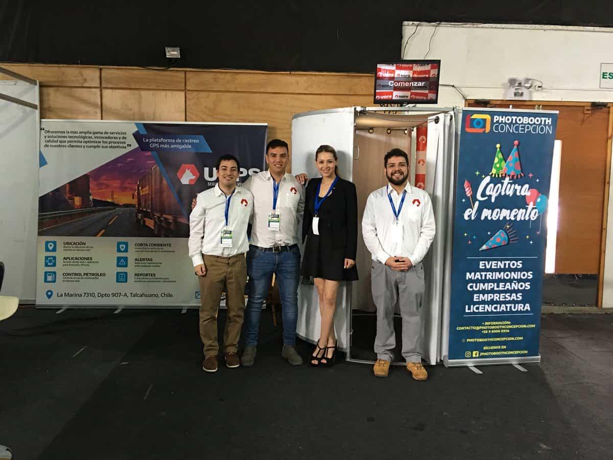 UGPS Participo en la EXPOTRANSUR 2018