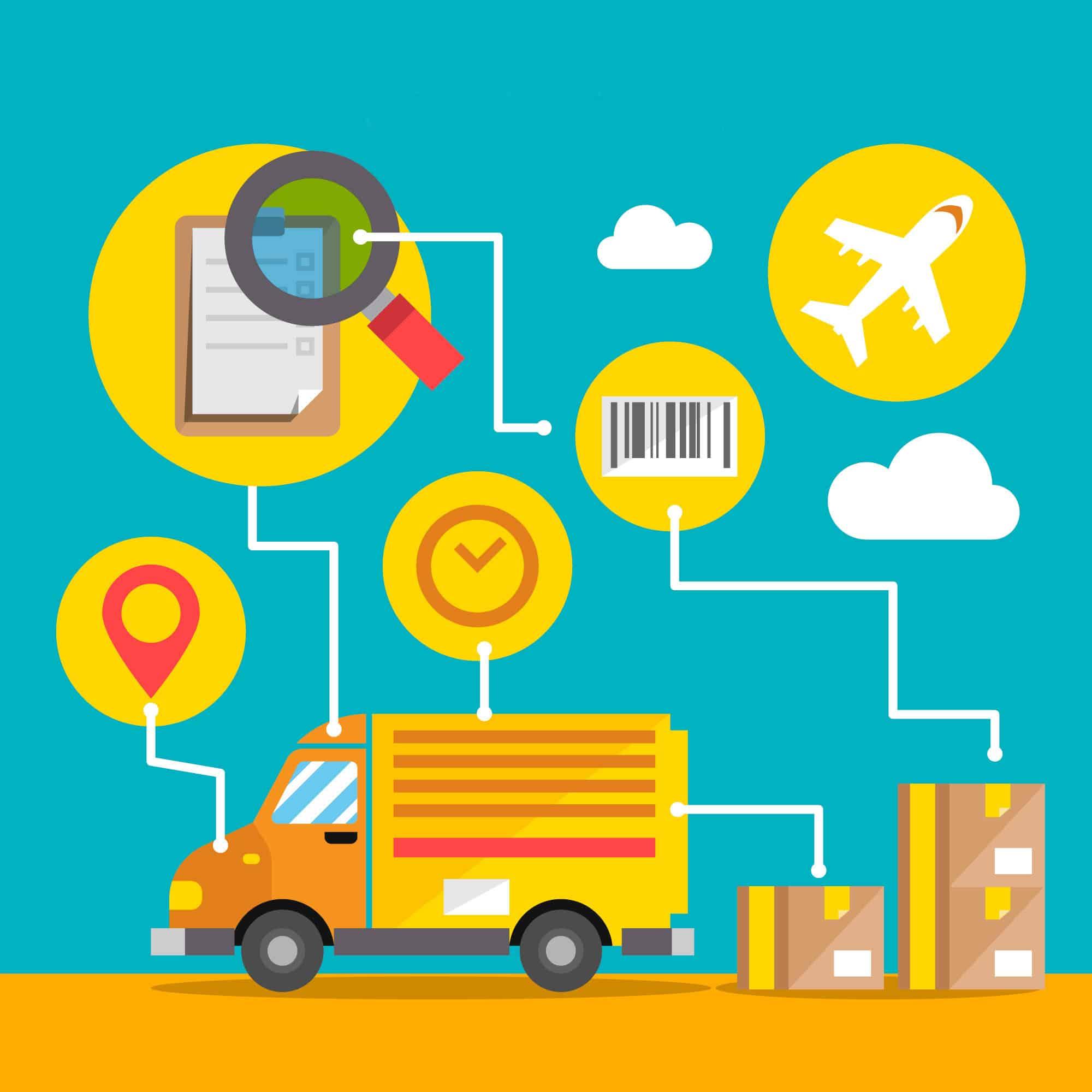 GPS: una solución al transporte de cargas